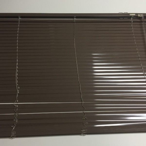 CORTINA MARRON 25mm * 1,02x1,15 * N°13