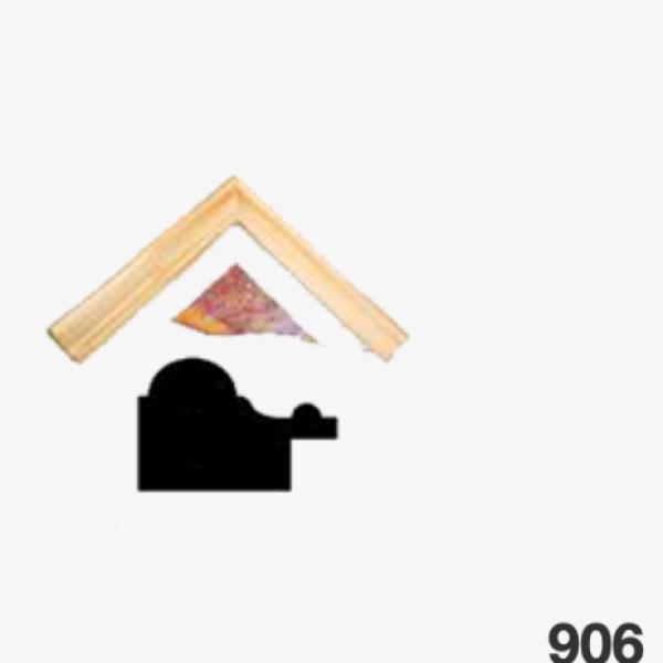 Moldura pino 906 ( para cuadros)