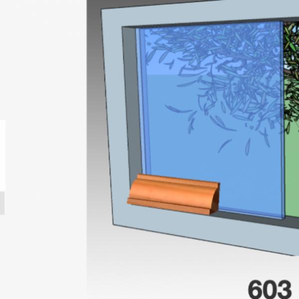 Moldura pino 603 (contra vidrio)