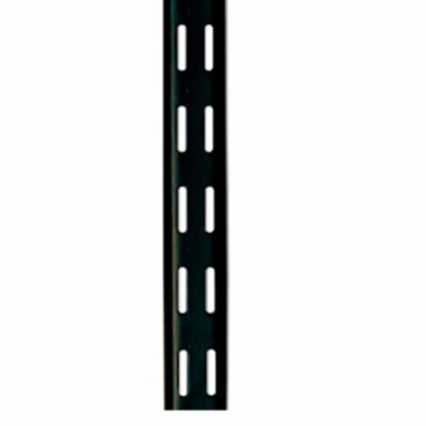 Riel negro x 1,00 mts.