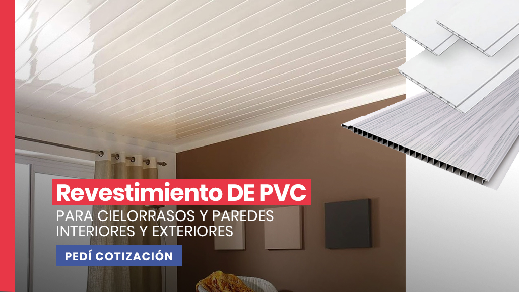 Revestimientos PVC