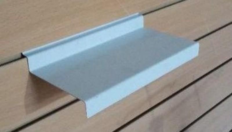 Porta Calzado Chapa 12 cm