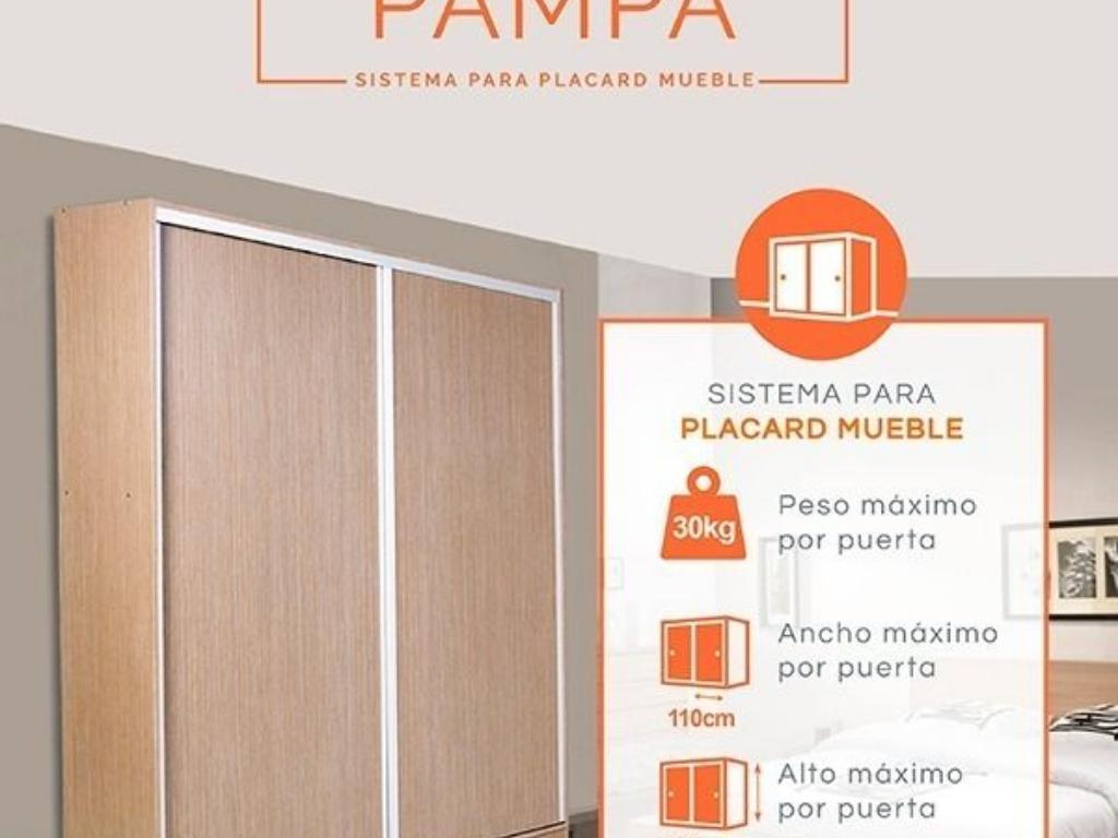 Manual de Instalacion Kit Placard PAMPA