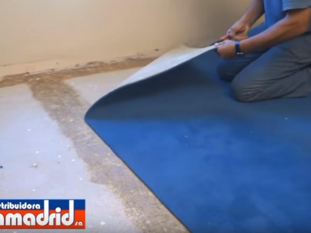 Paso a paso como reemplazar alfombra en un ambiente